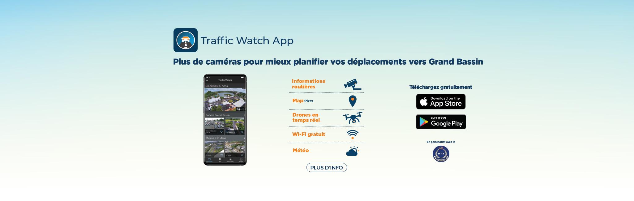 traffic watch GB